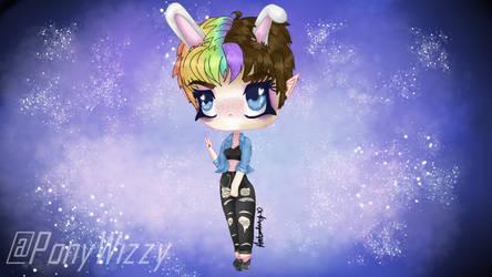 Bunny Chibi Girl