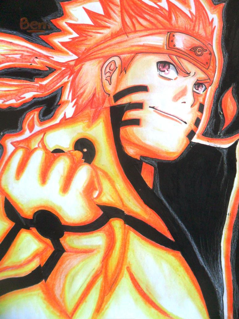 Naruto by bem12
