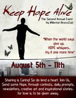 Keep Hope Alive - II by AMFdesigns