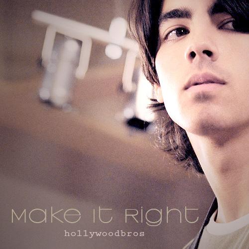 Make It Right - Joe Jo...