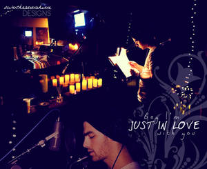 Just In Love - Joe Jonas