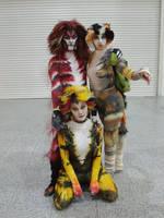 MCM Expo - Cats group by Gurulazer