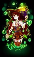 Autumn Witch - Corta