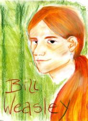 Bill Weasley by Aoifa