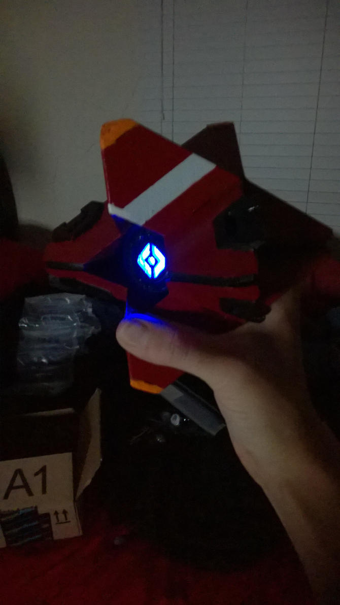 Destiny Ghost Completed by ZealousSteven