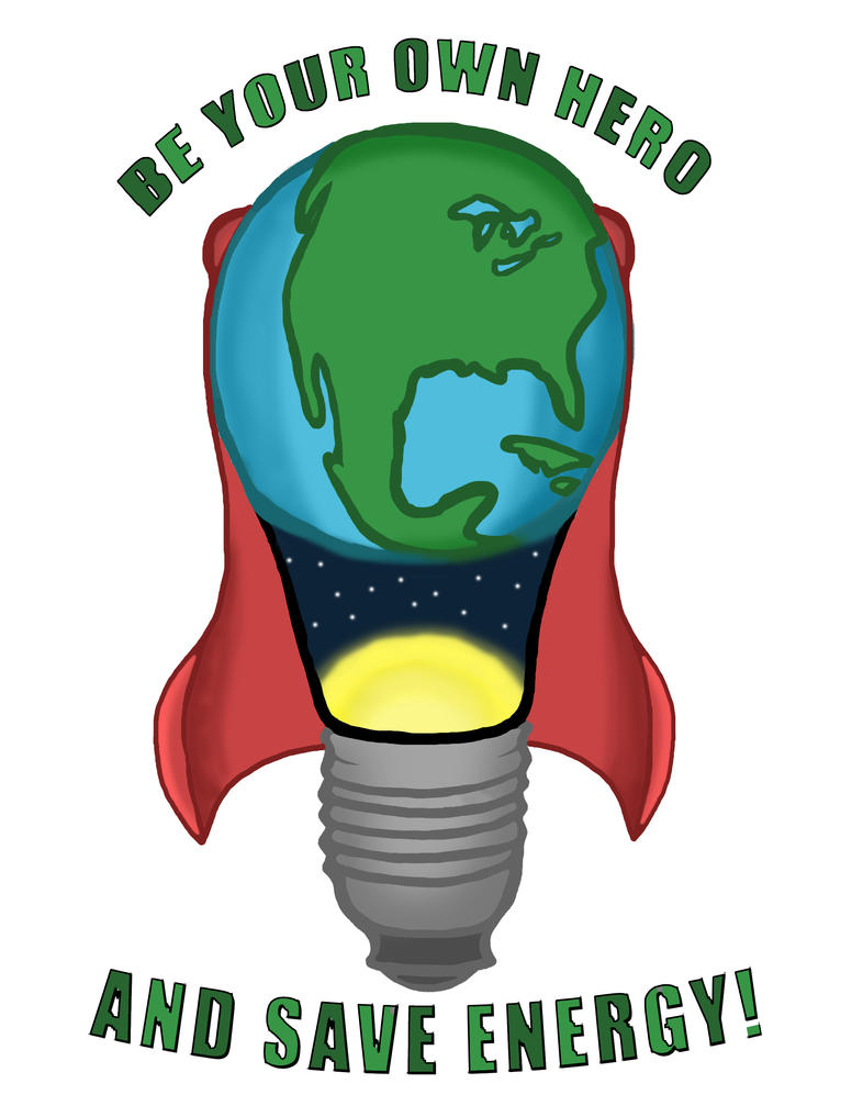 save energy logo contest entry by angelofthewisp on