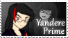 GIFT - YanderePrime Stamp by AngelOfThe9thRune