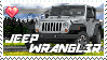 JEEP-WRANGL3R - Stamp by AngelOfTheWisp