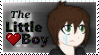 The Little Boy - FNAF4 Stamp by AngelOfThe9thRune