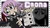 Crona - Stamp (Soul Eater) by AngelOfTheWisp