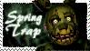 Springtrap - Stamp (FNAF3) by AngelOfTheWisp