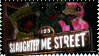 123 Slaughter Me Street - Stamp by AngelOfThe9thRune