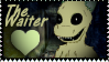 Fan of the Waiter - 123SMS (Stamp) by AngelOfTheWisp