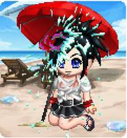my summer gaia avatar by matsuri2009