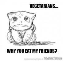 vegetarians by matsuri2009