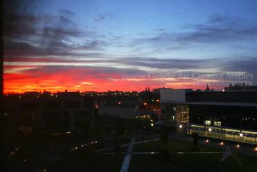 sunrise at Detroit, MI by z30n