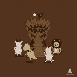 Game of musical Thrones by WawawiwaDesign