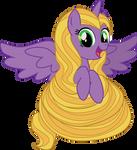 Rapunzel Pony