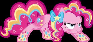 Rainbow Power Pinkie Pie by benybing