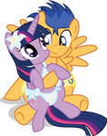 SonictheCaptain Comm Twilight and Flash