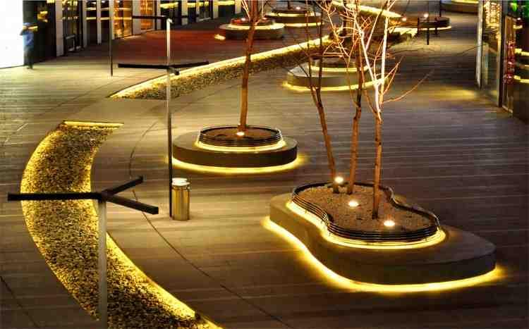 Outdoor Led Strip Lighting By Larryfick
