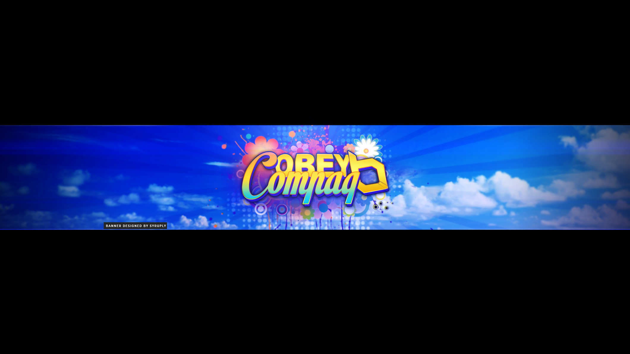 YouTube Banners by Syruply on DeviantArt