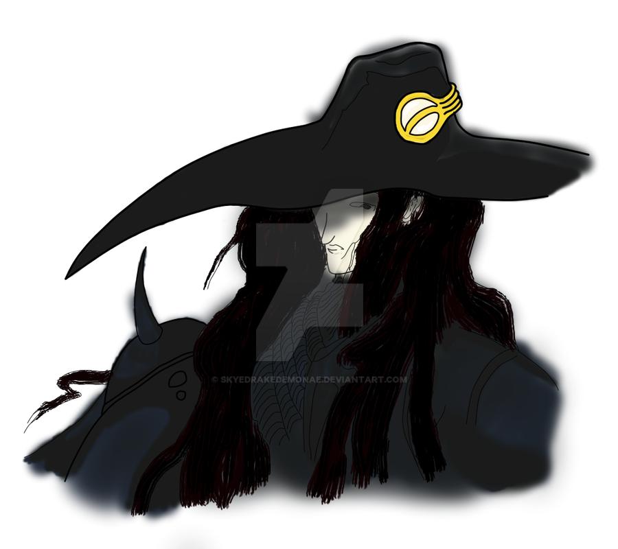 Vampire Hunter 'D' by SkyeDrakeDemonae