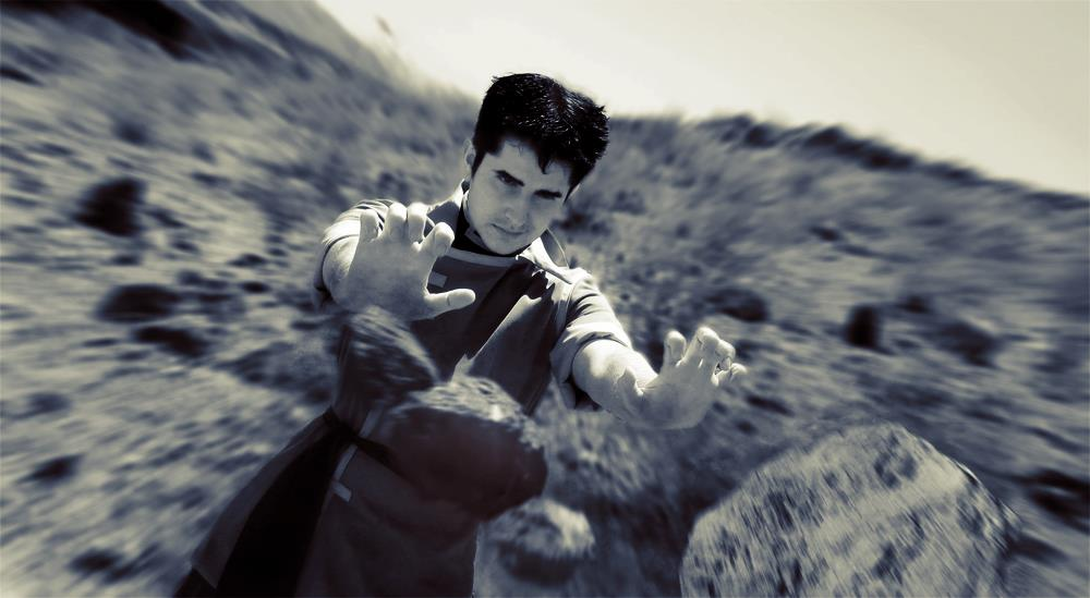 Bolin - Earth Bending 2 by Agam720