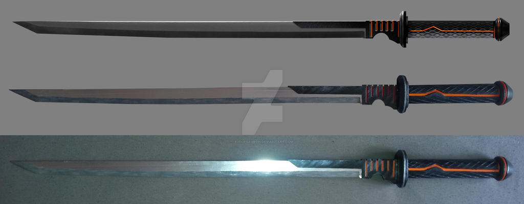 deathstroke arrow sword - photo #16