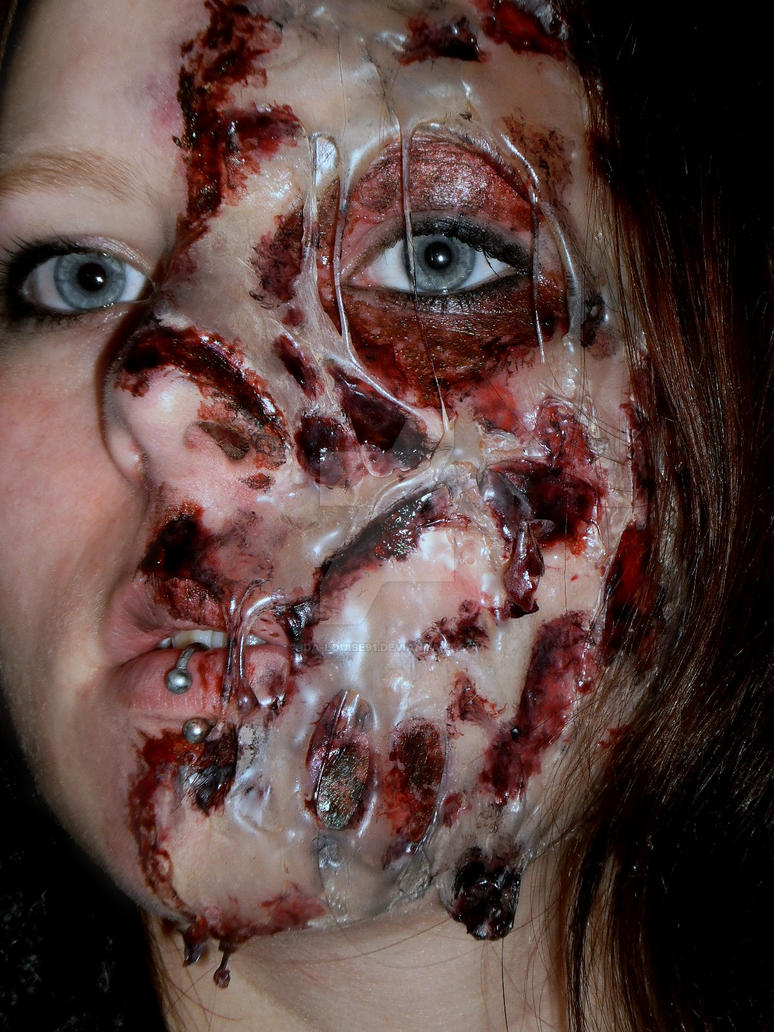 Special Effects Make Up By Ida Louise91 On Deviantart