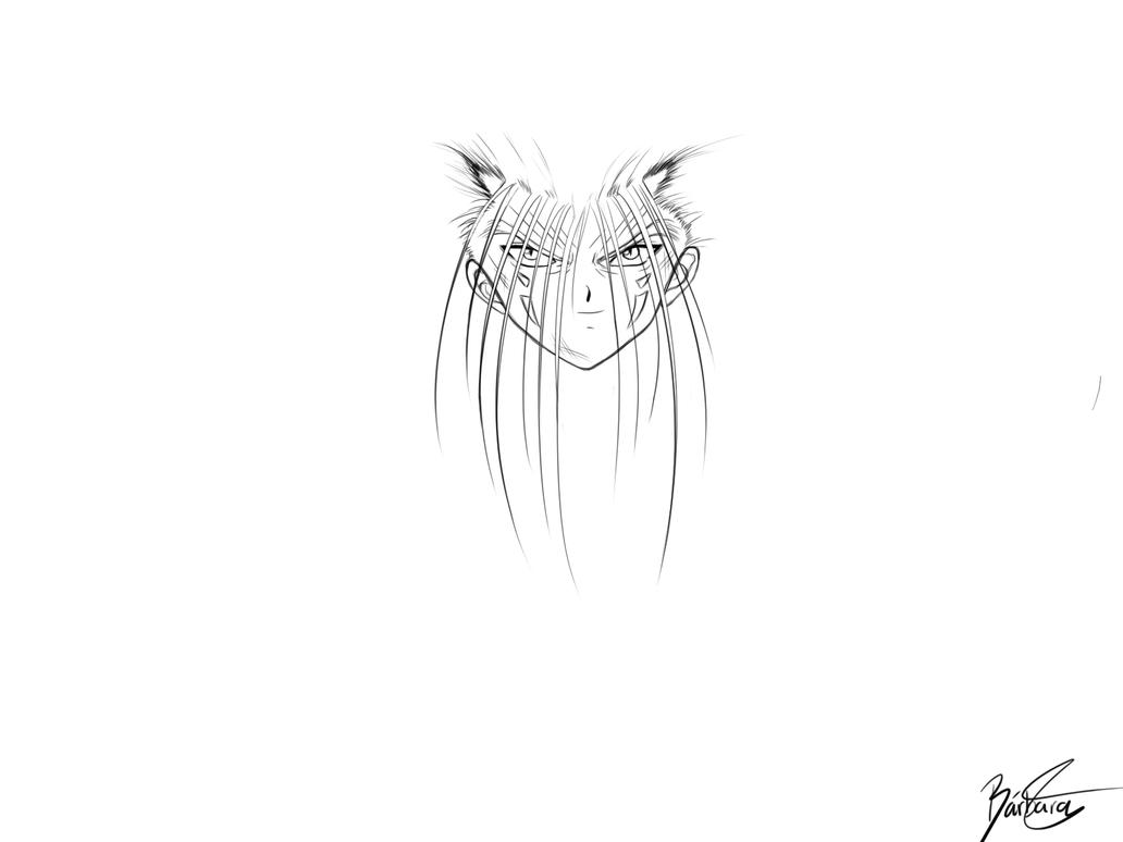 WIP)Yusuke Urameshi, Demon form - Yu Yu Hakusho by Eikonan on ...