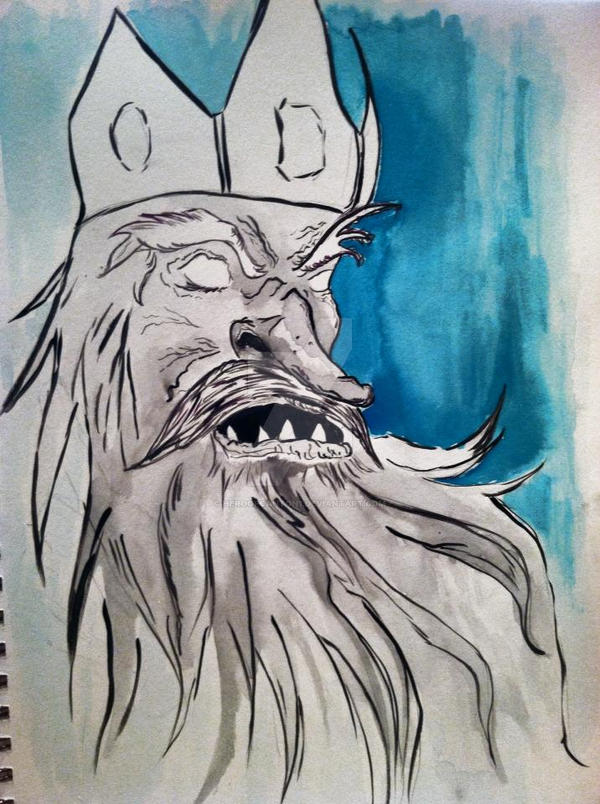 Ice King by heroofcanton1