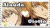 Alaude x Giotto stamp by nerine-yaoi