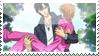 Ren x Kyoko stamp by nerine-yaoi