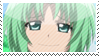 Shion Sonozaki stamp by nerine-yaoi
