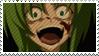 Insane Shion Sonozaki stamp by nerine-yaoi