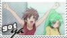 KeiiMion stamp by nerine-yaoi