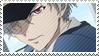 Akise Aru stamp by nerine-yaoi