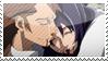 Marco x Ai stamp by nerine-yaoi
