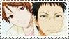 Hyuga x Riko stamp by nerine-yaoi