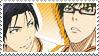 MidoTaka stamp by nerine-yaoi