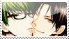 MidoTaka stamp 2 by nerine-yaoi