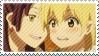 Kassim x Alibaba stamp by nerine-yaoi
