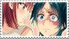 Hakuryuu x Morgiana stamp [HakuMor] by nerine-yaoi