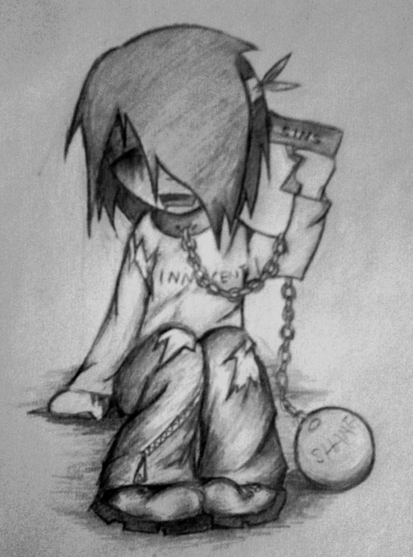 UMMM Innocence? by MellyRed