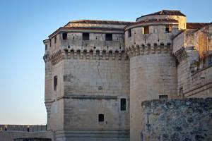 Cuellar Castle, Segovia, Spain by Rubengda