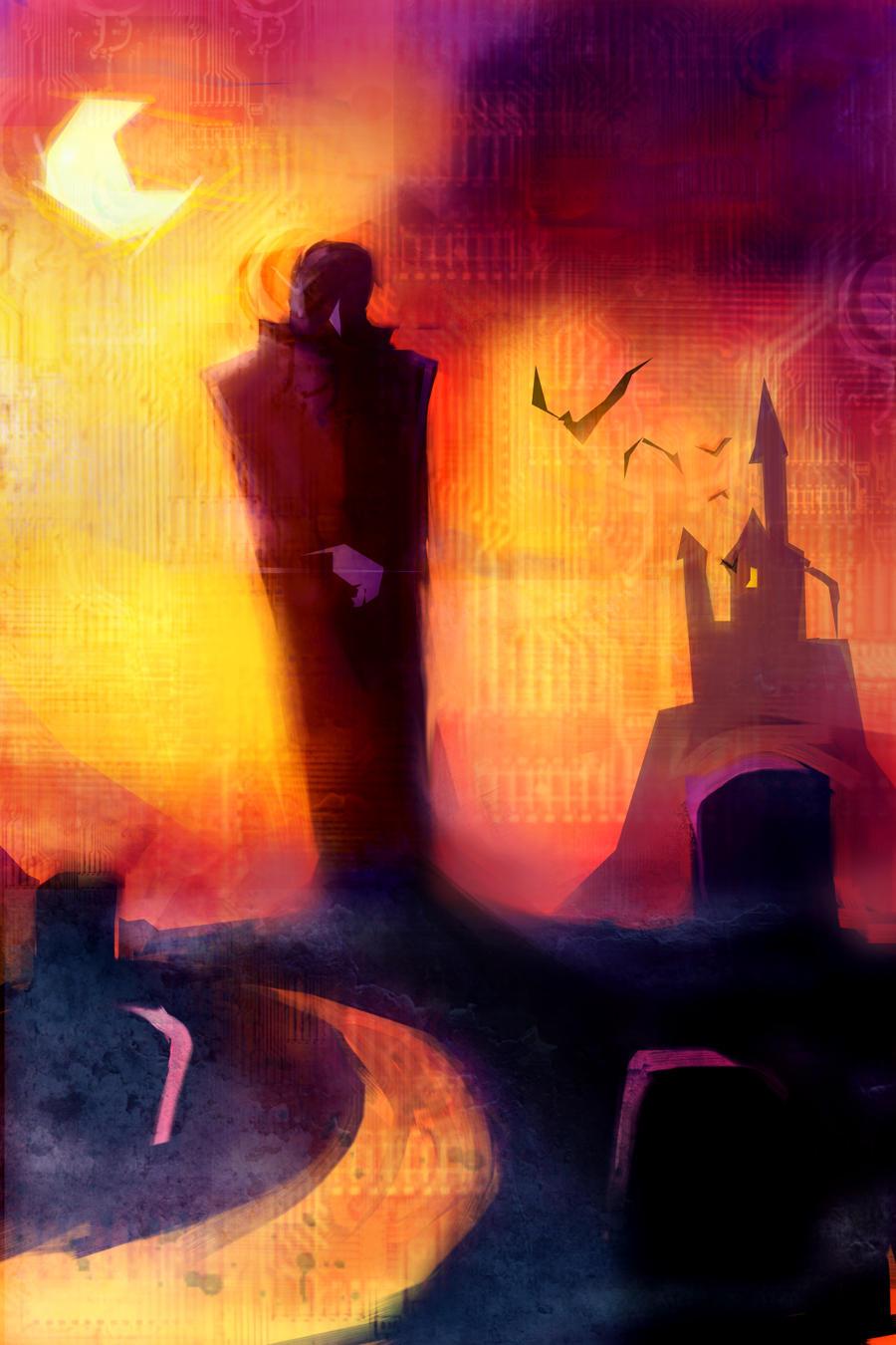 wampire by TheABones