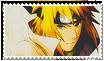 Namikaze Minato Stamp by ScarletSkyMisa