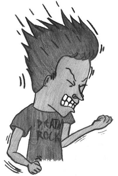 Beavis by RenegadeOfTrance