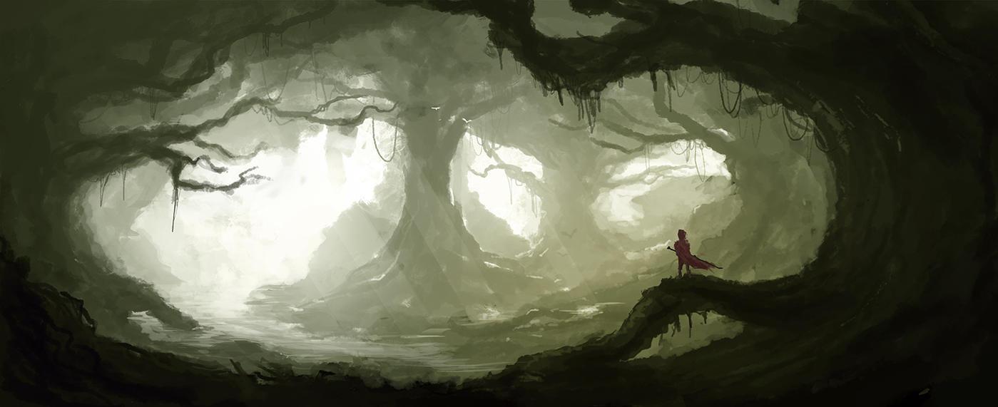 Pathfinder by EmilLarsson